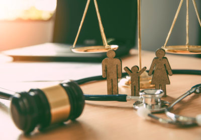 Court Closures and Pending Family Law Cases