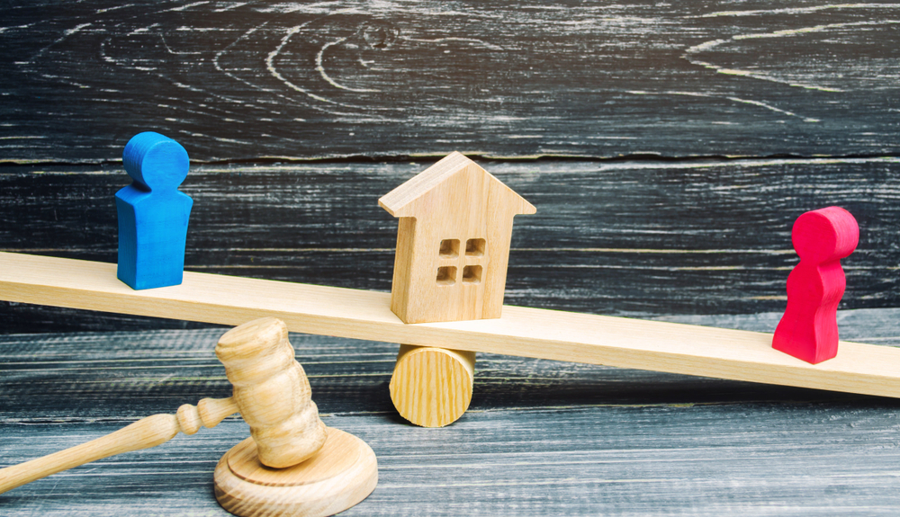 Who Gets the Family Home in a Divorce?