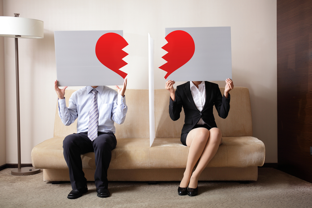 Pandemic Stress Can Lead to Divorce